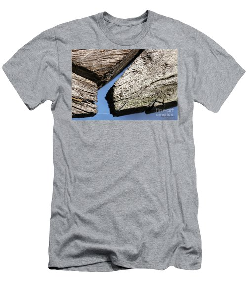 Abstract With Angles Men's T-Shirt (Athletic Fit)