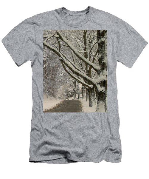 Alley Men's T-Shirt (Athletic Fit)