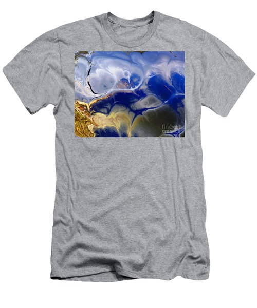 Men's T-Shirt (Athletic Fit) featuring the photograph Blue Skies by Donna Bentley