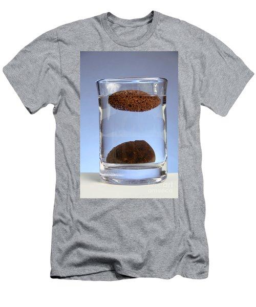 Density Of Pumice Men's T-Shirt (Athletic Fit)