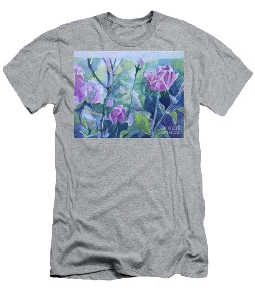 How Did The Rose Men's T-Shirt (Athletic Fit)