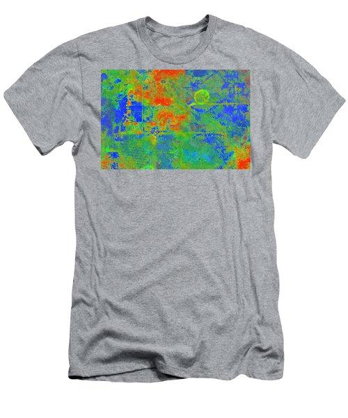 Tectonic Shift Men's T-Shirt (Athletic Fit)
