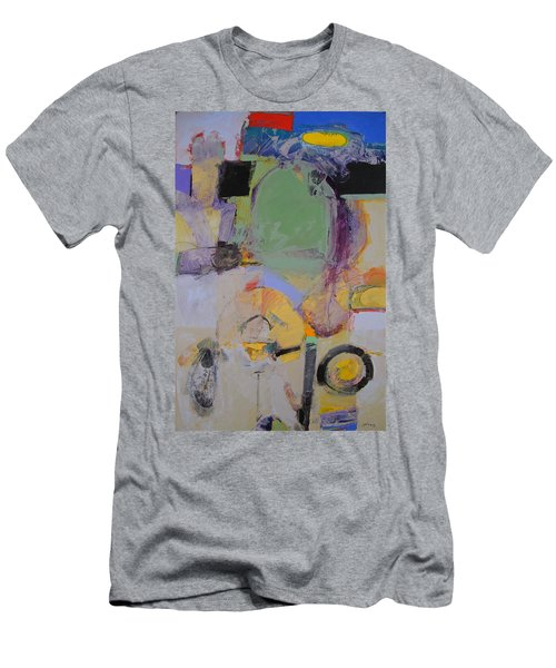 10th Street Bass Hole Men's T-Shirt (Athletic Fit)