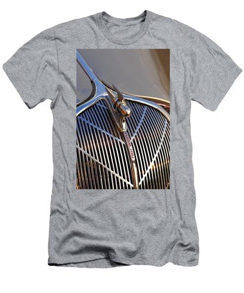 Men's T-Shirt (Slim Fit) featuring the photograph 1936 Hudson Terraplane by Gordon Dean II