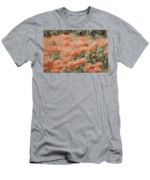 de Young Museum San Francisco Men's T-Shirt (Slim Fit) by Carol Ailles