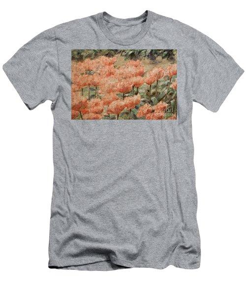 de Young Museum San Francisco Men's T-Shirt (Athletic Fit)
