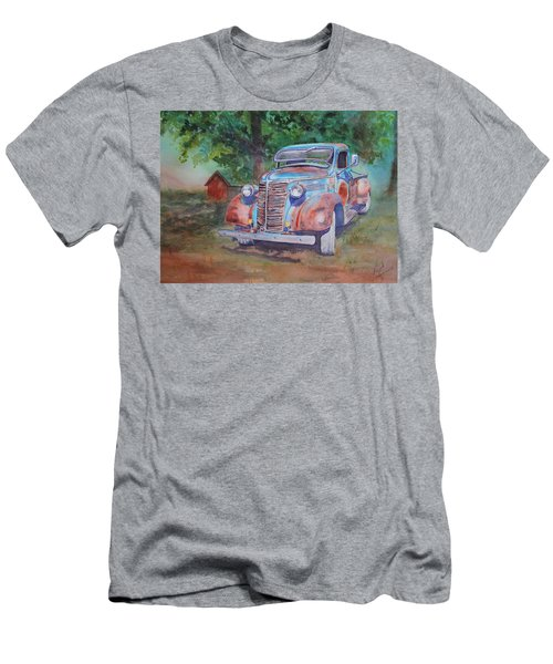'38 Chevy Men's T-Shirt (Athletic Fit)