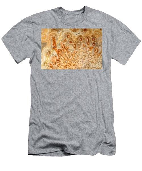 Agate Men's T-Shirt (Athletic Fit)