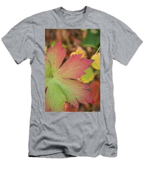 A Touch Of Fall Men's T-Shirt (Athletic Fit)