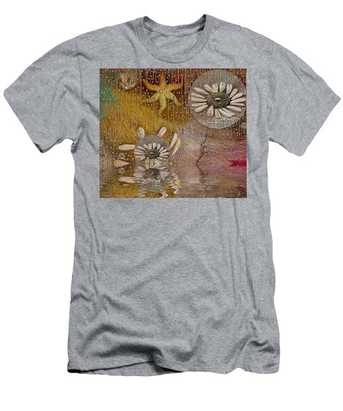 After The Rain Under The Star Men's T-Shirt (Athletic Fit)