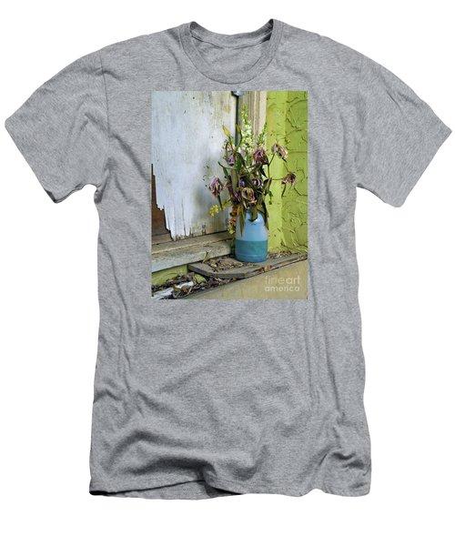 Aint Nobody Home Men's T-Shirt (Slim Fit) by Joe Jake Pratt