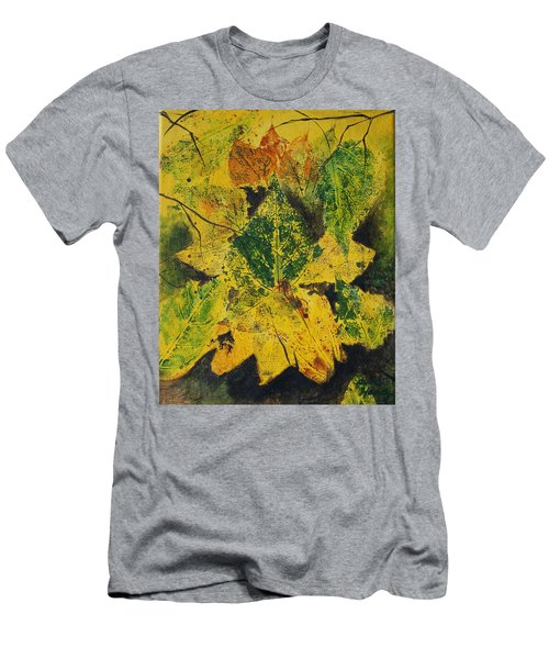 Autumn Boquet Men's T-Shirt (Athletic Fit)