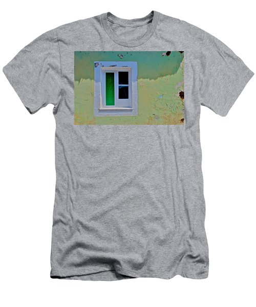 Azores Window Men's T-Shirt (Athletic Fit)