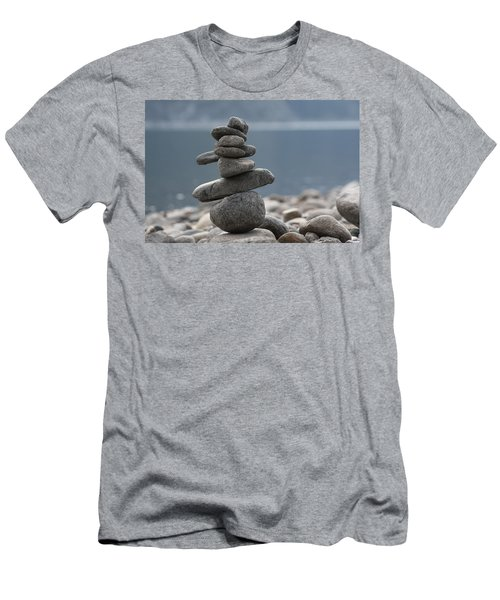 Balance Men's T-Shirt (Athletic Fit)