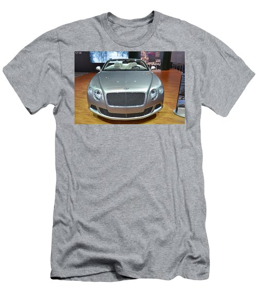 Bentley Starting Price Just Below 200 000 Men's T-Shirt (Athletic Fit)