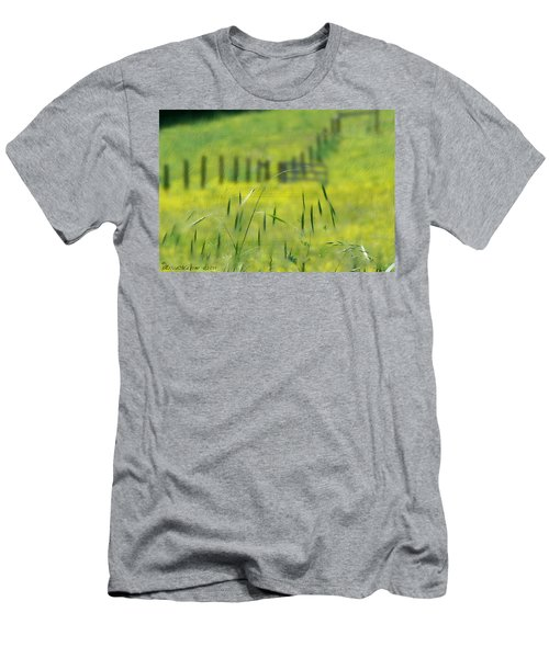 Beyond The Weeds Men's T-Shirt (Slim Fit) by EricaMaxine  Price