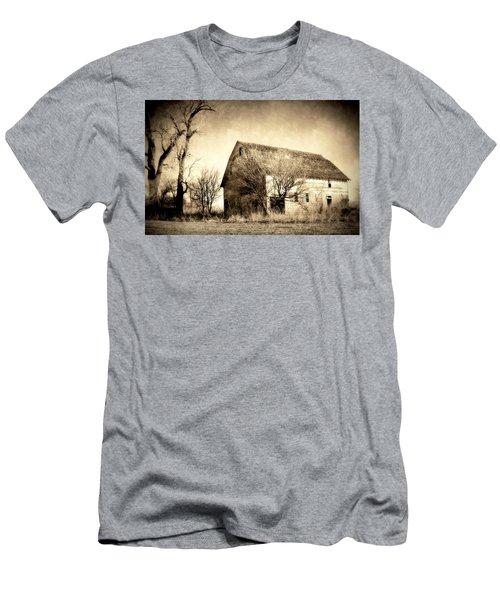 Block Barn Men's T-Shirt (Athletic Fit)