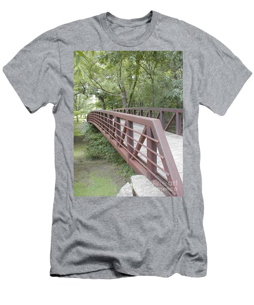 Bridge To Beyond Men's T-Shirt (Athletic Fit)