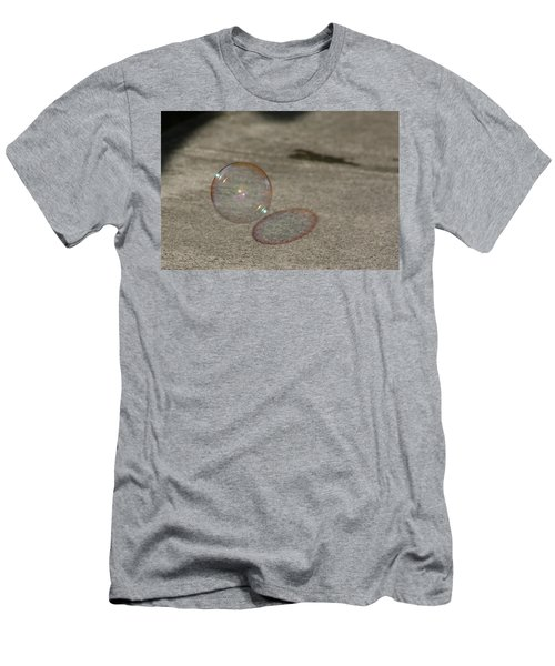 Bubble Shadow Men's T-Shirt (Athletic Fit)