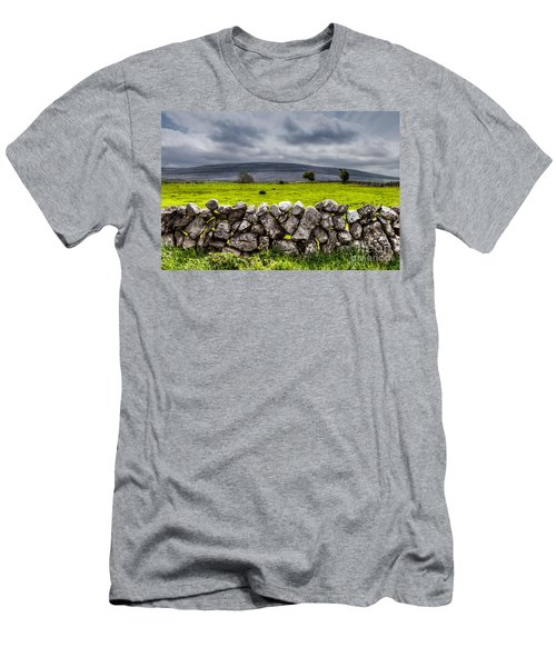 Burren Stones Men's T-Shirt (Athletic Fit)