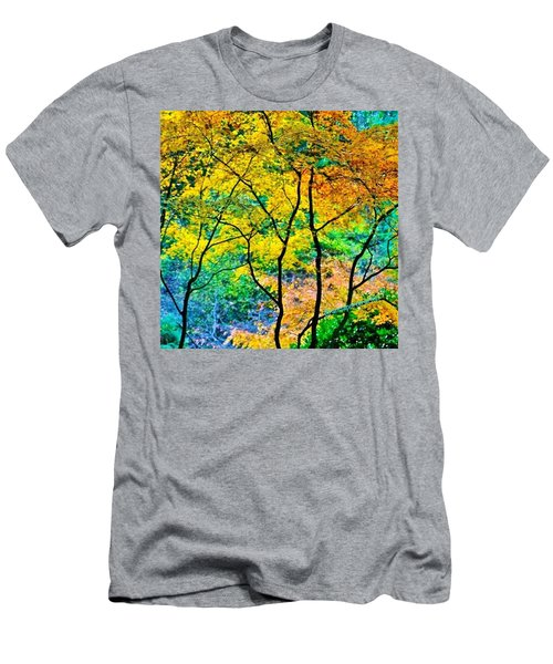 Canopy Of Life Men's T-Shirt (Athletic Fit)