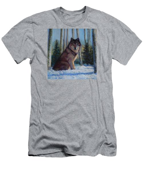 Captured By The Light Men's T-Shirt (Athletic Fit)