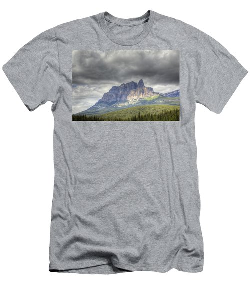 Castle Mountain 2011 Men's T-Shirt (Athletic Fit)