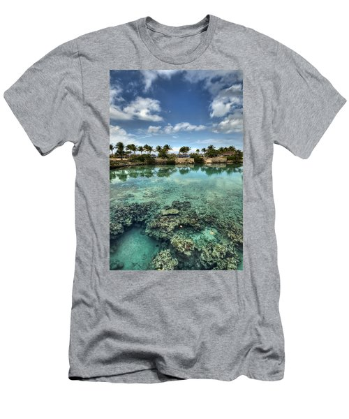 Chankanaab Lagoon Men's T-Shirt (Athletic Fit)