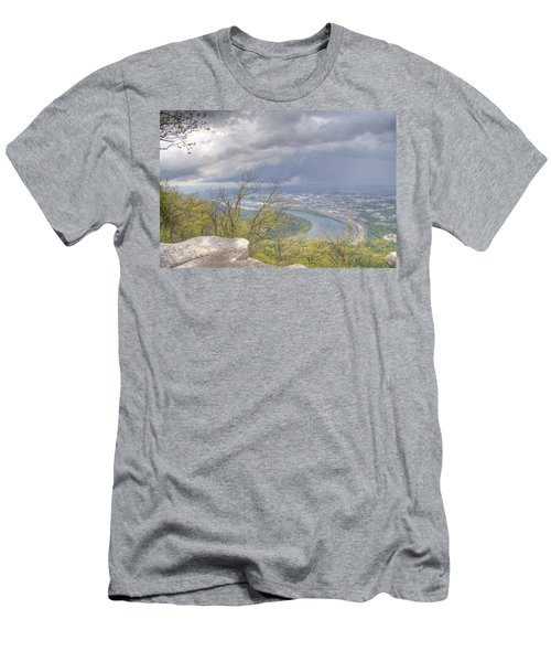 Chattanooga Valley Men's T-Shirt (Athletic Fit)