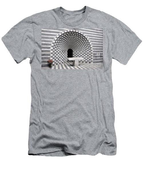 Church Chapel Men's T-Shirt (Athletic Fit)