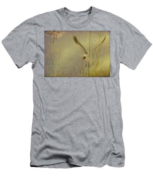 Contemplative Dream Men's T-Shirt (Athletic Fit)
