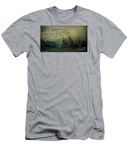 Colorado Colors Men's T-Shirt (Athletic Fit)