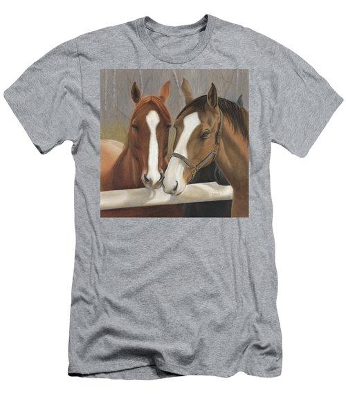 Courtship Men's T-Shirt (Athletic Fit)
