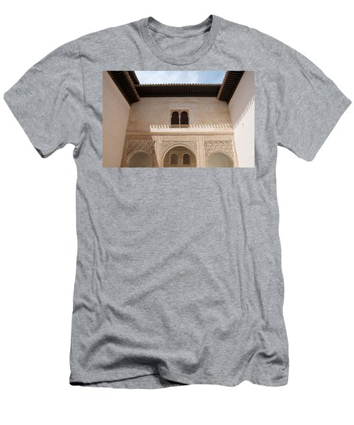 Courtyard Roof Alhambra Men's T-Shirt (Athletic Fit)