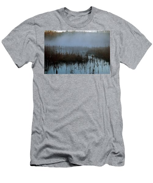 Daybreak Marsh Men's T-Shirt (Athletic Fit)