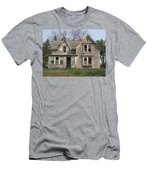 Men's T-Shirt (Slim Fit) featuring the photograph Defiance by Bonfire Photography
