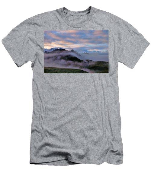 Denali Dawn Men's T-Shirt (Athletic Fit)
