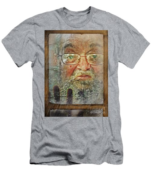 Don't You See Me?  I'm Here. .  Men's T-Shirt (Athletic Fit)