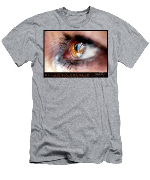 Eye Don't Know Men's T-Shirt (Athletic Fit)