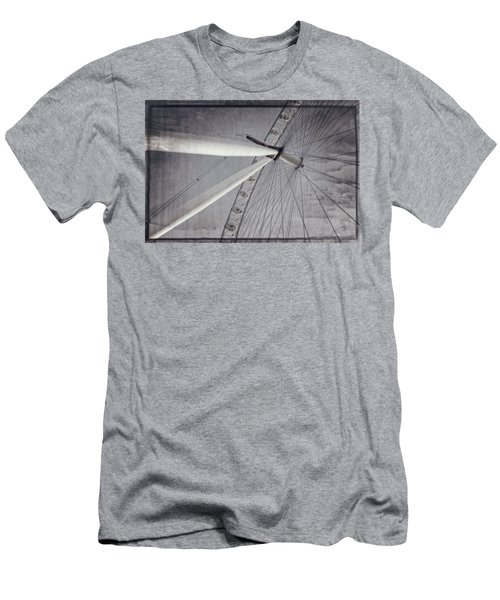 Eye On London Men's T-Shirt (Athletic Fit)