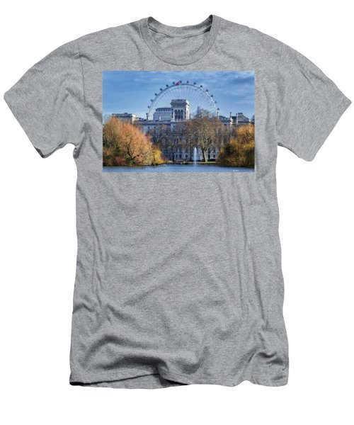 Eyeing The View Men's T-Shirt (Athletic Fit)