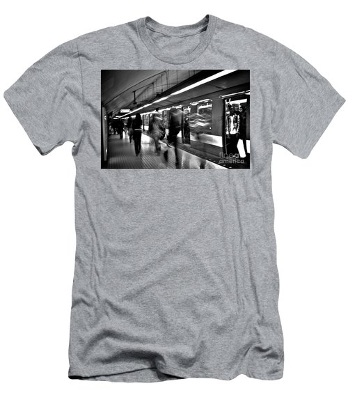 Fading Away Men's T-Shirt (Athletic Fit)