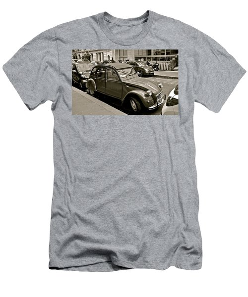 Men's T-Shirt (Slim Fit) featuring the photograph Favored Car by Eric Tressler
