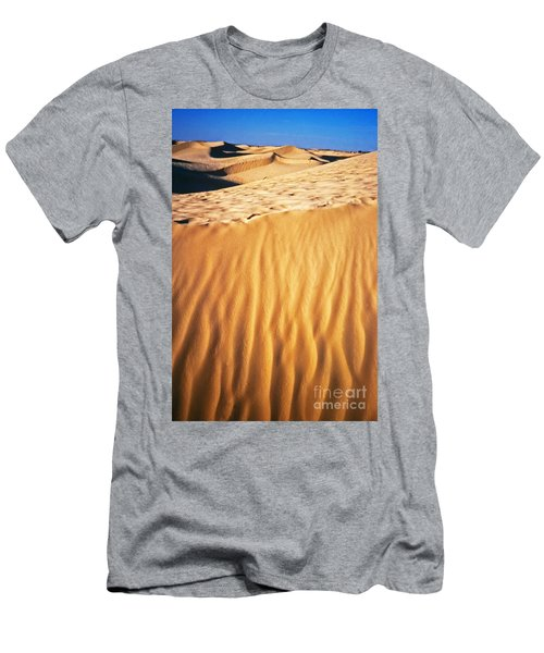 Fiery Desert I Men's T-Shirt (Athletic Fit)