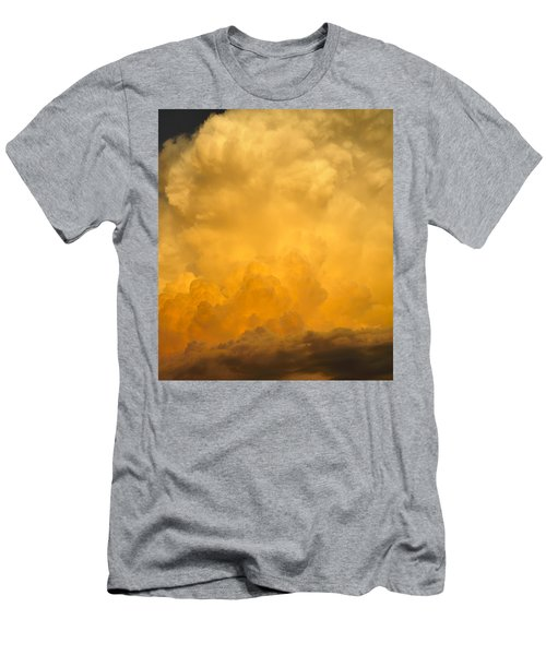 Fire In The Sky Fsp Men's T-Shirt (Athletic Fit)