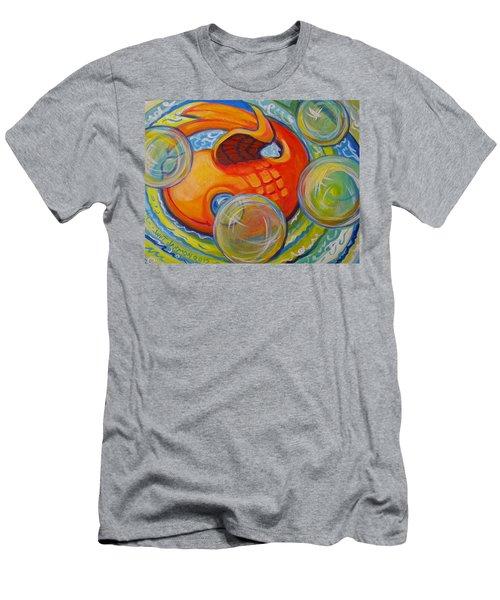 Fish Fun Men's T-Shirt (Athletic Fit)