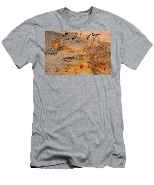 Flying Crane Men's T-Shirt (Athletic Fit)