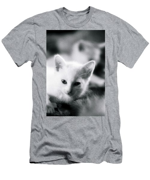 Ghost Kitties Men's T-Shirt (Athletic Fit)