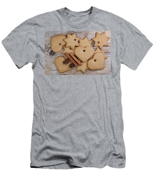 Gingerbread Men's T-Shirt (Athletic Fit)
