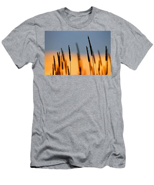 Men's T-Shirt (Slim Fit) featuring the photograph Glow by Bruce Patrick Smith